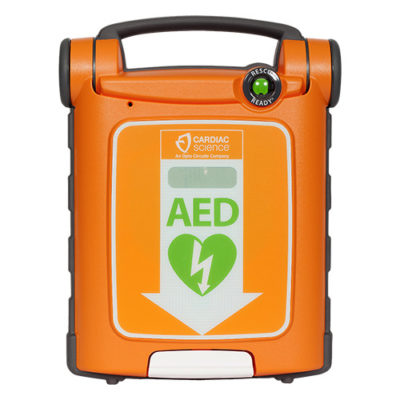 Défibrillateur Cardiac-Science Powerheart-G55 AED semi-automatique