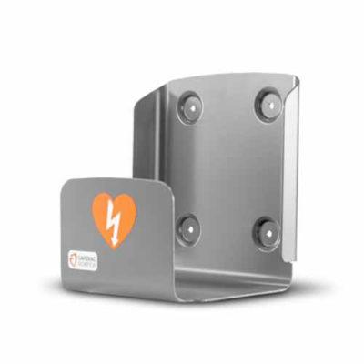 Support mural pour défibrillateur Cardiac-Science Powerheart G5