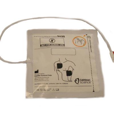 Electrodes pour défibrillateur Cardiac-Science Powerheart G3