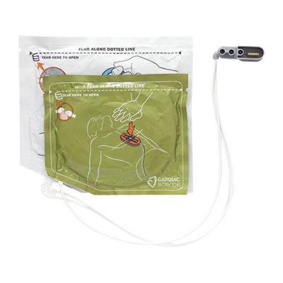 Electrodes pédiatriques pour défibrillateur Cardiac-Science Powerheart G5 RCP