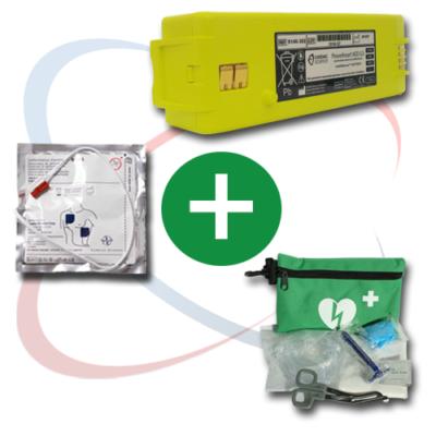 Kit pour défibrillateur Cardiac-Science PowerHeart G3-PLUS