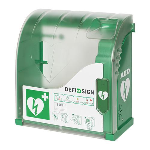 Coffret mural DefiSign AIVIA-200 pour défibrillateur