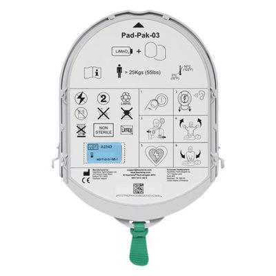 Batterie pour défibrillateur Heartsine Samaritan 350P