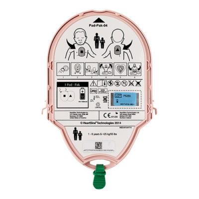 Batterie pour défibrillateur Heartsine Samaritan pédiatrique