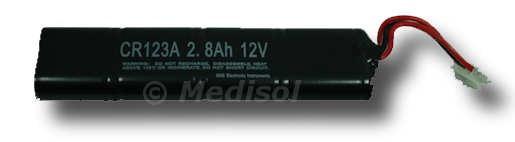 Batterie pour défibrillateur M&B AED 7000
