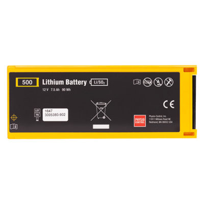 MPC lifepak 500 batterie