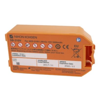 Batterie pour défibrillateur Nihon-Kohden 3100