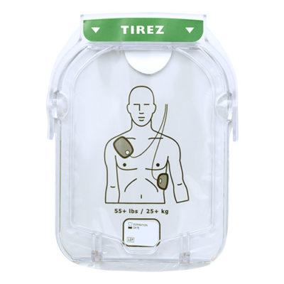 Electrodes pour défibrillateur Philips Heartstart HS1