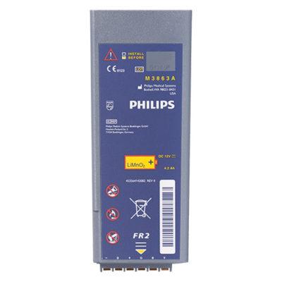 Batterie pour défibrillateur Philips Heartstart FR2