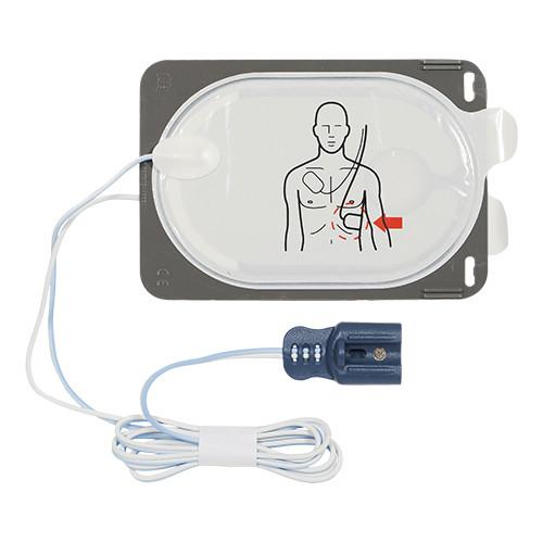 Electrodes pour défibrillateur Philips Heartstart FR3