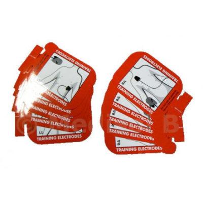 Electrodes de formation pour défibrillateur Primedic