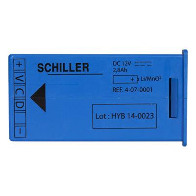 Batterie pour défibrillateur Schiller Fred Easy Life