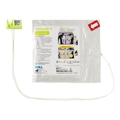 Electrodes de formation pour défibrillateur Zoll AED PAD