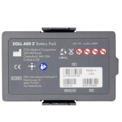 Batterie pour défibrillateur Zoll AED3