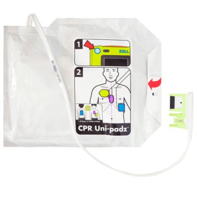 Electrodes pour défibrillateur Zoll AED3