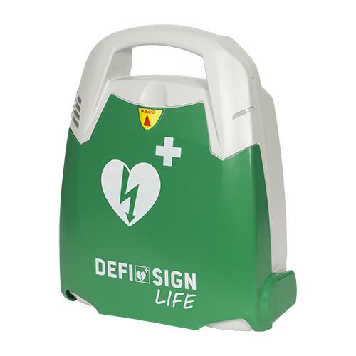 defibrillateur DAE DefiSign semi-automatique