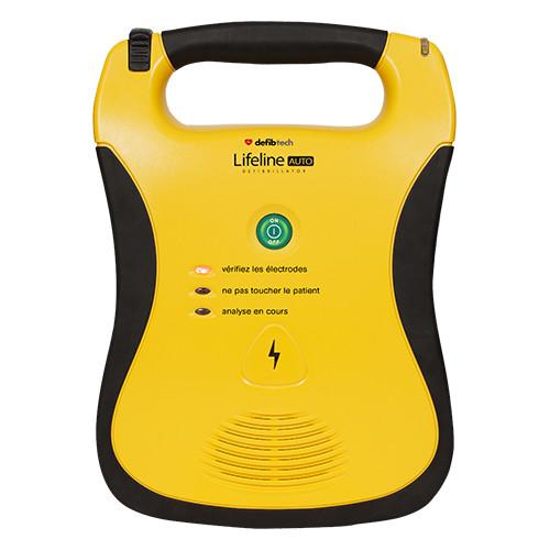 Défibrillateur Defibtech Lifeline Automatique