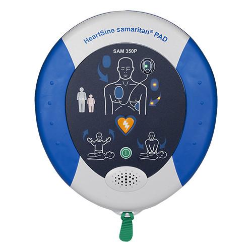 defibrillateur Heartsine 350P semi-automatique