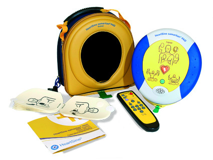 défibrillateur de formation Heartsine Samaritan 350P