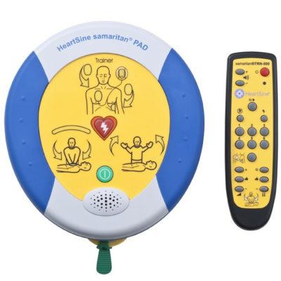 défibrillateur de formation Heartsine Samaritan 500P