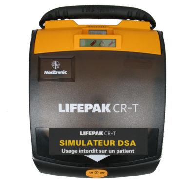 défibrillateur de formation Medtronic Physio-Control Lifepak CRT