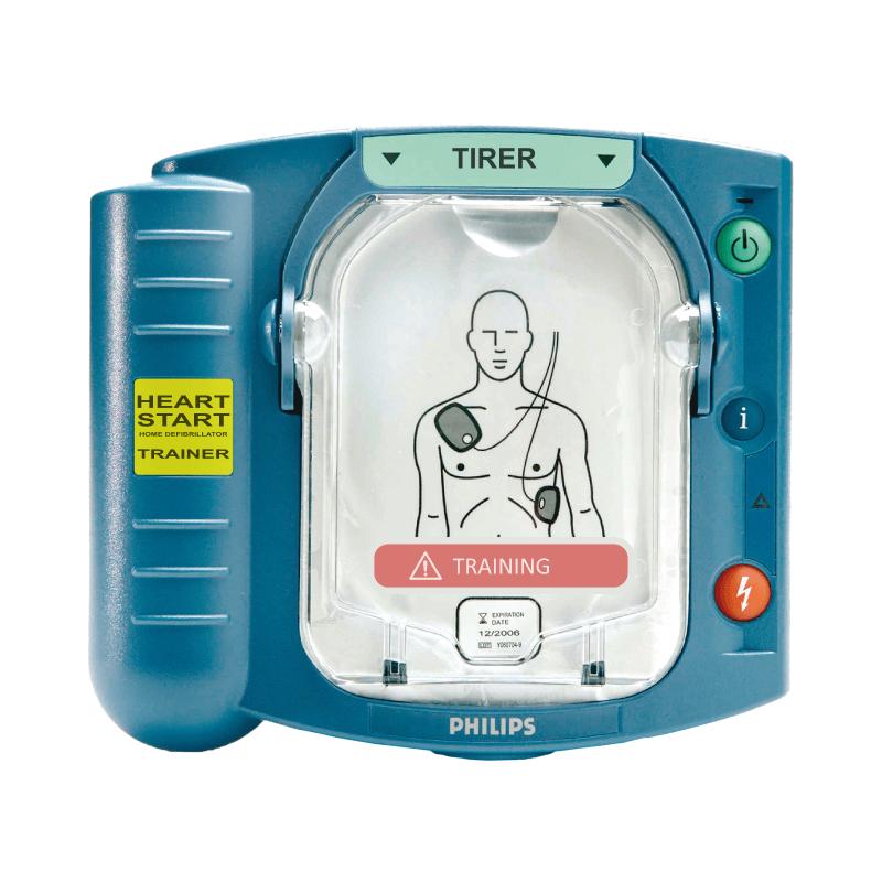 défibrillateur de formation Philips Heartstart AED-RF