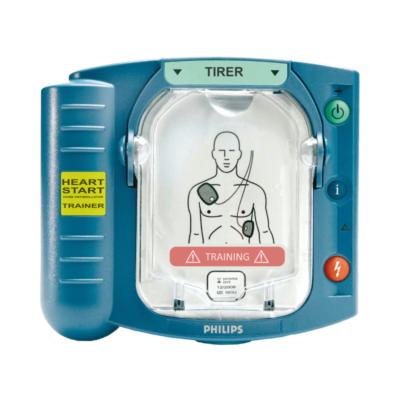défibrillateur de formationPhilips Heartstart HS1