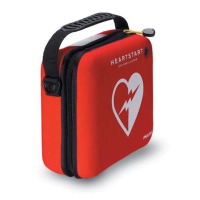 Sac de transport pour défibrillateur Philips Heartstart HS1