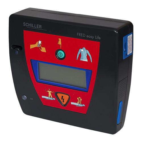 défibrillateur Schiller Fred-Easy-Life semi-automatique