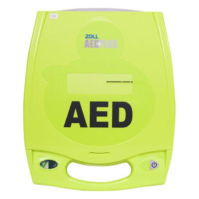 Descriptif défibrillateur Zoll AED PLUS semi-automatique