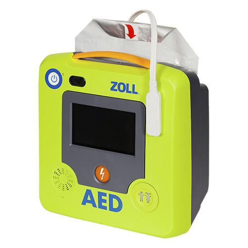 Descriptif défibrillateur Zoll AED3 semi-automatique