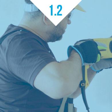 1.2. Installation et mise en service