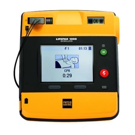 défibrillateur Medtronic Physio Control Lifepak 1000 semi-automatique
